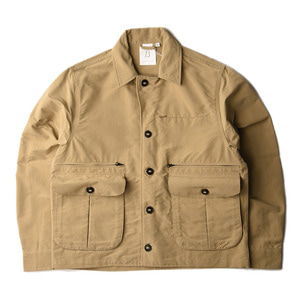 "BROWNYARD Multi Pocket Jacket ""Beige"""