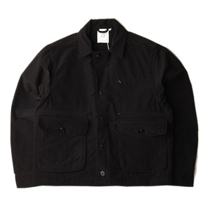 "BROWNYARD Multi Pocket Jacket ""Black"""