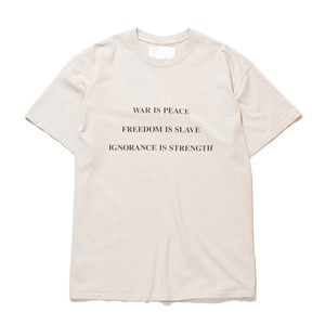 "GAKURO 'WAR IS PEACE' T-Shirt ""Sand"""