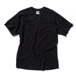 "STAND OUT STORE Rib H/S (T4) ""Black"""