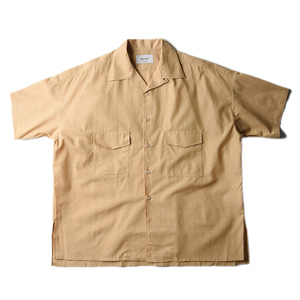"UNITUS Big Aloha Shirts ""Yellow"""