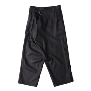 "UNITUS Fisherman Pants II ""Black"""