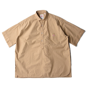 "DANTON #JD-3654 Pullover Work Shirts ""Tan"" (Women's)"