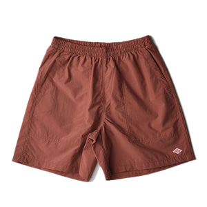 "DANTON #JD-9041 Nylon Taffeta Shorts ""Old Rose"""