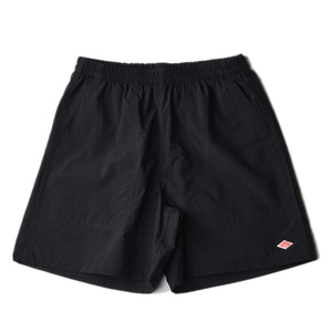 "DANTON #JD-9041 Nylon Taffeta Shorts ""Black"""