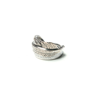 North Works 25¢ Liberty Feather Ring (N-522)