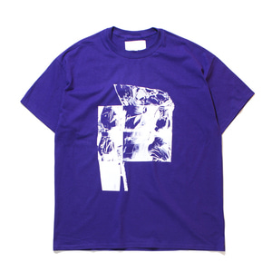 "GAKURO 'Untitled #1' T-Shirt ""Purple"""