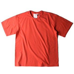 "BROWNYARD One Day T-Shirt ""Coral"""