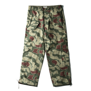 "EASTLOGUE Fishtail Pants ""German Camo"""