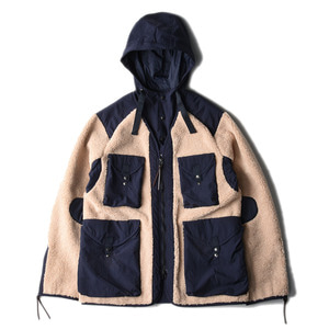 "EASTLOGUE Traveler Jacket ""Beige"""
