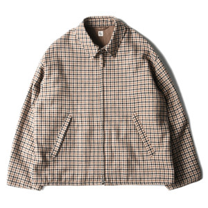 "KAPTAIN SUNSHINE Drizzler Jacket ""Brown Gunclub"""