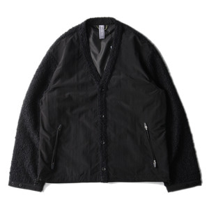 "UNAFFECTED V-Neck Cardigan ""Black"""