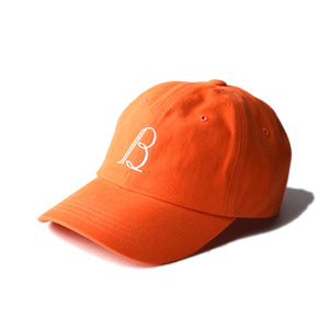 "BROWNYARD Vintage Baseball Cap ""Orange"""