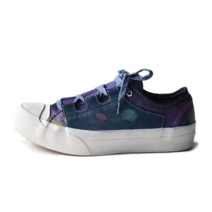 "NEEDLES Asymmetric Ghillie Sneaker ""Hand-dyed"""