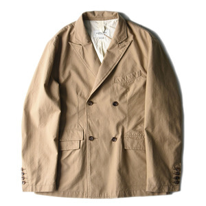 "EASTLOGUE Explorer Jacket ""Beige"""