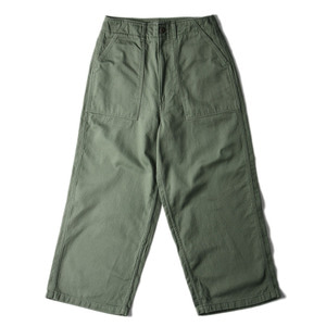 "Ordinary Fits Pipe Fatigue Pants ""Khaki"""
