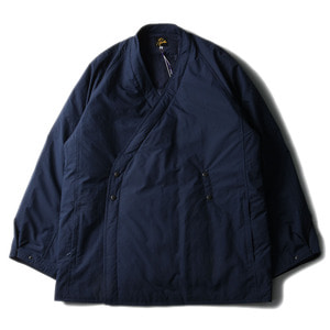 "NEEDLES Down Samue Jacket ""Navy"""