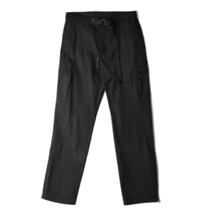 "UNAFFECTED Utility Fisherman Pants ""Black"""