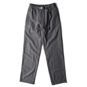 "GRAMICCI Wool Blend Gramicci Pants ""Heather Charcoal"""