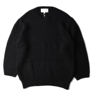 "GAKURO Crewneck Sweater ""Black"""
