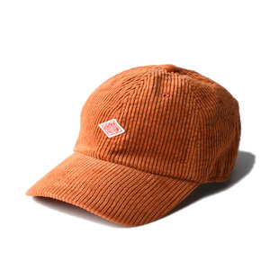 "DANTON #JD-7144 Cotton Corduroy ""Terracotta"""