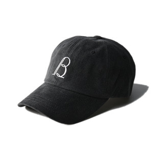"BROWNYARD Vintage Baseball Cap ""Wased Black"""