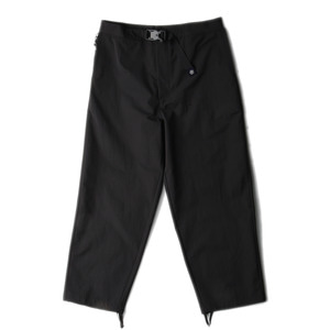 "VLNDFLES Drape Pants ""Black"""