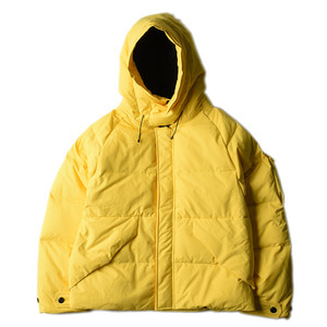 "CLAMP ECWCS Down Jacket ""Yellow"""