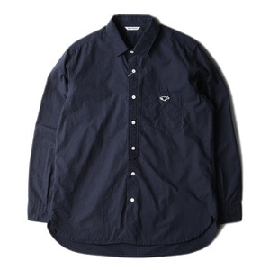 "NEITHERS 209-6 Comfort Shirt ""Navy"""