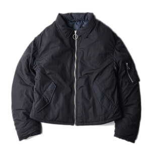 "CLAMP Flight Jacket ""Navy"""