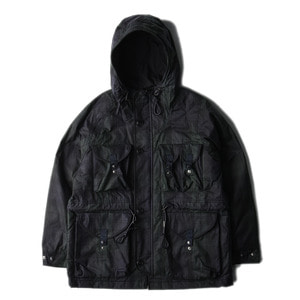 "EASTLOGUE Smog Parka ""Black Watch"""