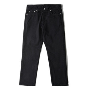 "Ordinary Fits 5Pocket Ankle Black Denim ""One Wash"""