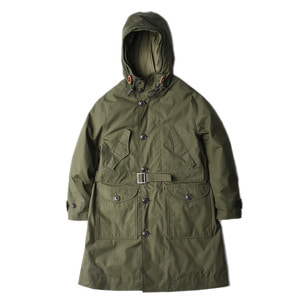 "EASTLOGUE Changjin Battle Parka ""Olive"""