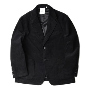 "BROWNYARD Utility Jacket ""Black"""