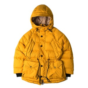 "EASTLOGUE Utility Shield Parka ""Mustard"""