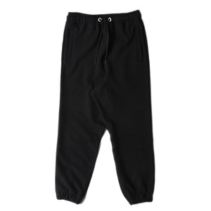 "BROWNYARD Sweat Pants ""Black"""