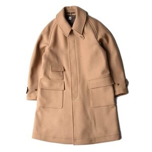 "KAPTAIN SUNSHINE Traveller Coat ""Camel"""