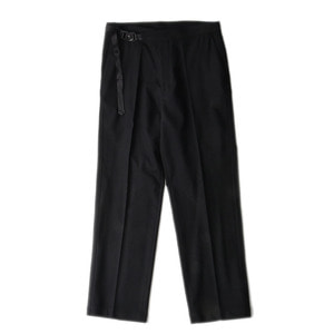 "UNAFFECTED Wide Pants ""Black"""