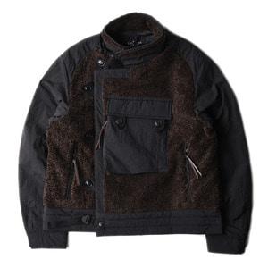 "EASTLOGUE Motorcycle Jumper ""D.Brown"""