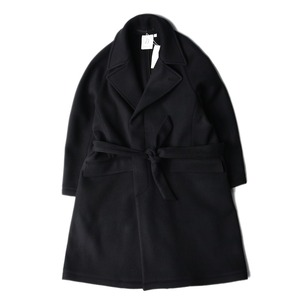 "BROWNYARD Robe Coat ""Black"""