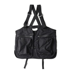 "GAKURO 5 Pocket Hunting Vest ""Black"""