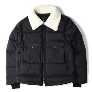 "EASTLOGUE G-8 Flight Down Jumper ""Black"""