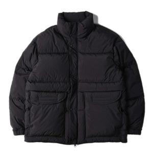 "BROWNYARD Utility Goose Down ""Black"""