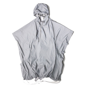 "POST ARCHIVE FACTION Poncho ""Reflective"""