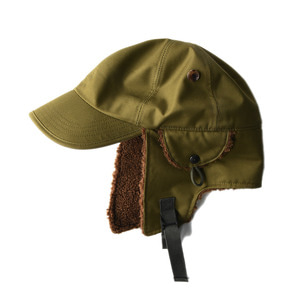 "EASTLOGUE Bomber Hat ""Olive Drab"""