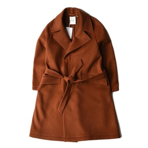 "BROWNYARD Robe Coat ""Brick"""