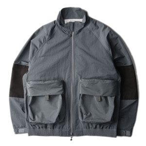 "VLNDFLES Vlind Jacket ""Gray"""