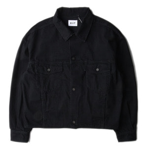 "KIIT 12oz Denim G-J ""Black O.W"""