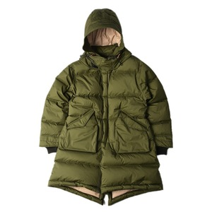 "EASTLOGUE Fishtail Shield Parka ""Olive"""
