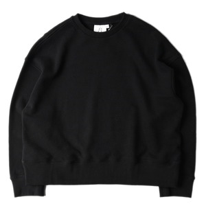 "BROWNYARD Wide Pullover ""Black"""